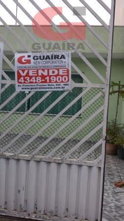 Casa de 4 dormitórios à venda em Parque Espacial, São Bernardo Do Campo - SP