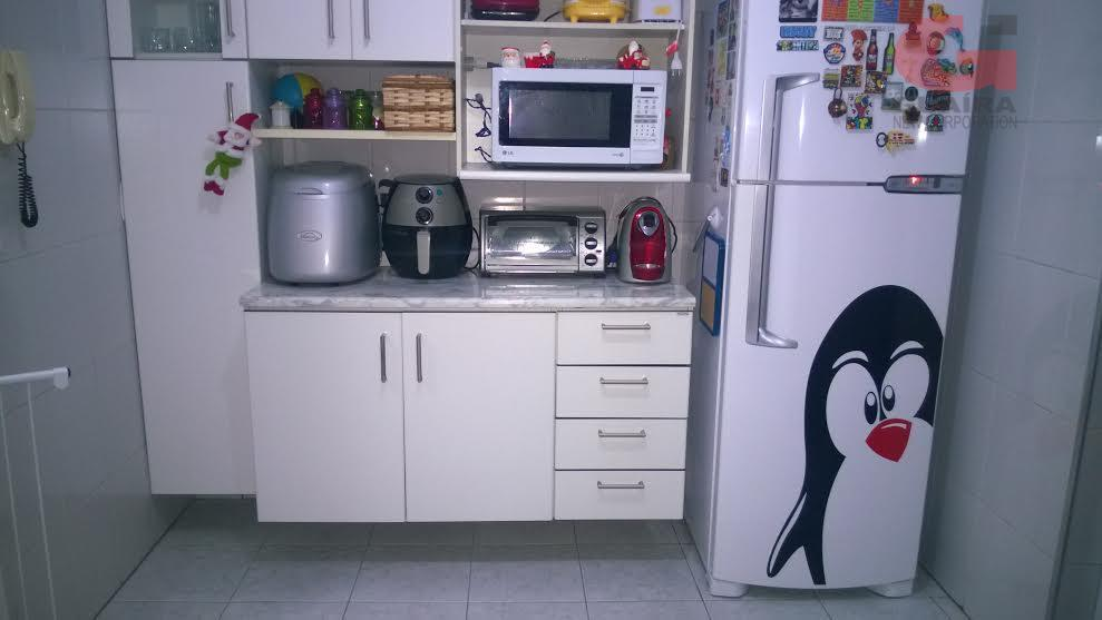 Apartamento de 2 dormitórios em Nova Gerti, São Caetano Do Sul - SP