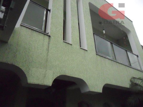 Sobrado de 3 dormitórios em Jardim Pilar, Santo André - SP