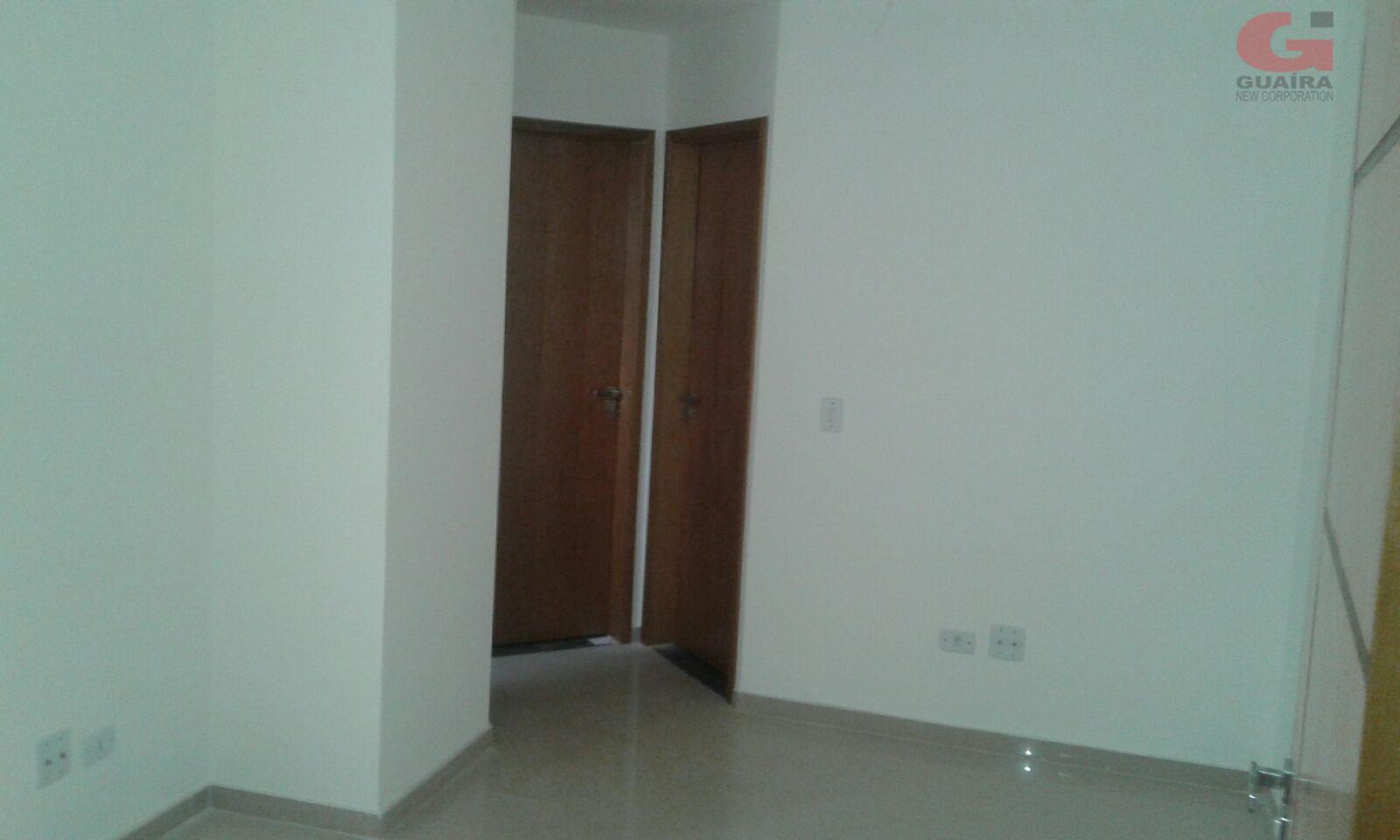 Cobertura de 2 dormitórios em Campestre, Santo André - SP