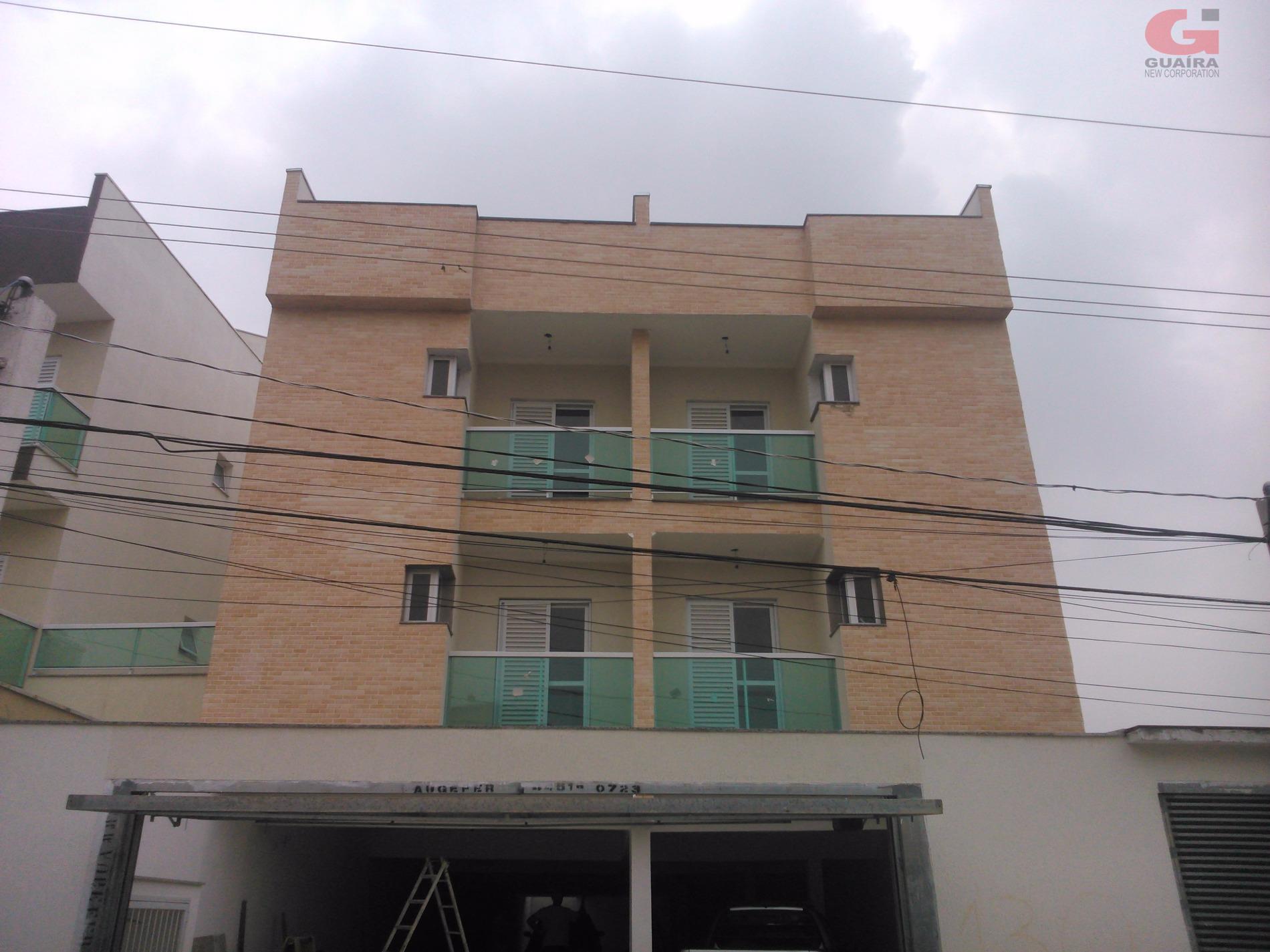 Cobertura de 2 dormitórios à venda em Vila Linda, Santo André - SP