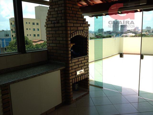 Cobertura de 3 dormitórios à venda em Vila Pires, Santo André - SP