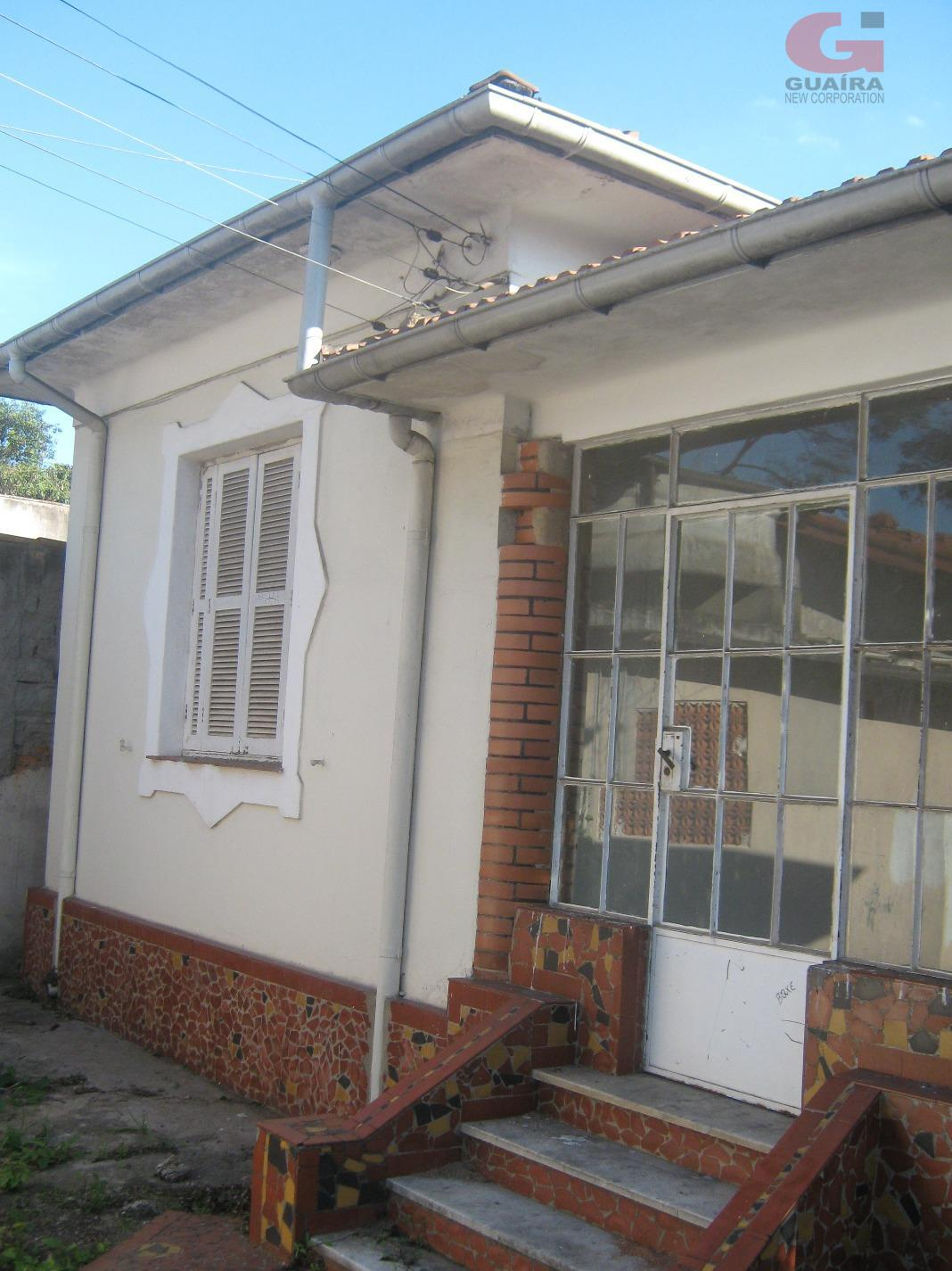 Terreno em Vila Homero Thon, Santo André - SP