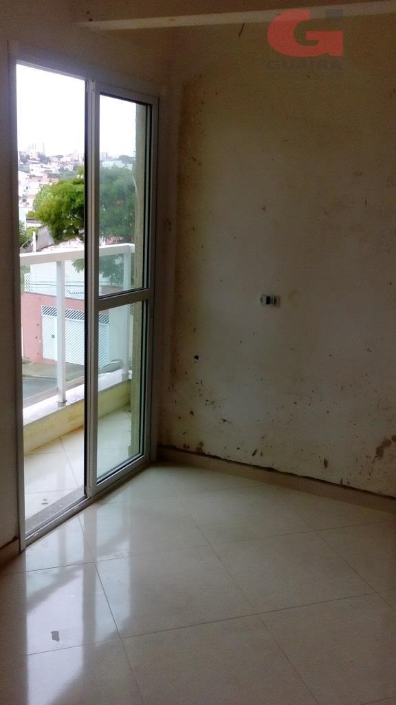 Apartamento de 1 dormitório em Vila Guiomar, Santo André - SP