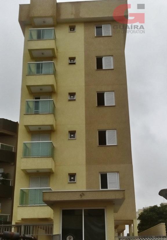 Apartamento de 2 dormitórios à venda em Vila Guiomar, Santo André - SP