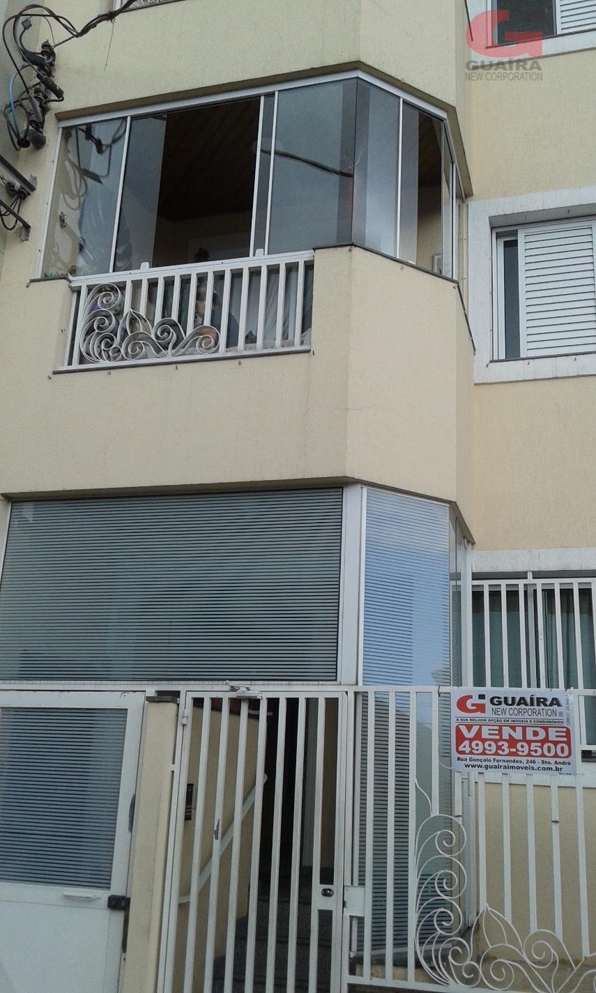 Apartamento de 2 dormitórios à venda em Nova Gerti, São Caetano Do Sul - SP