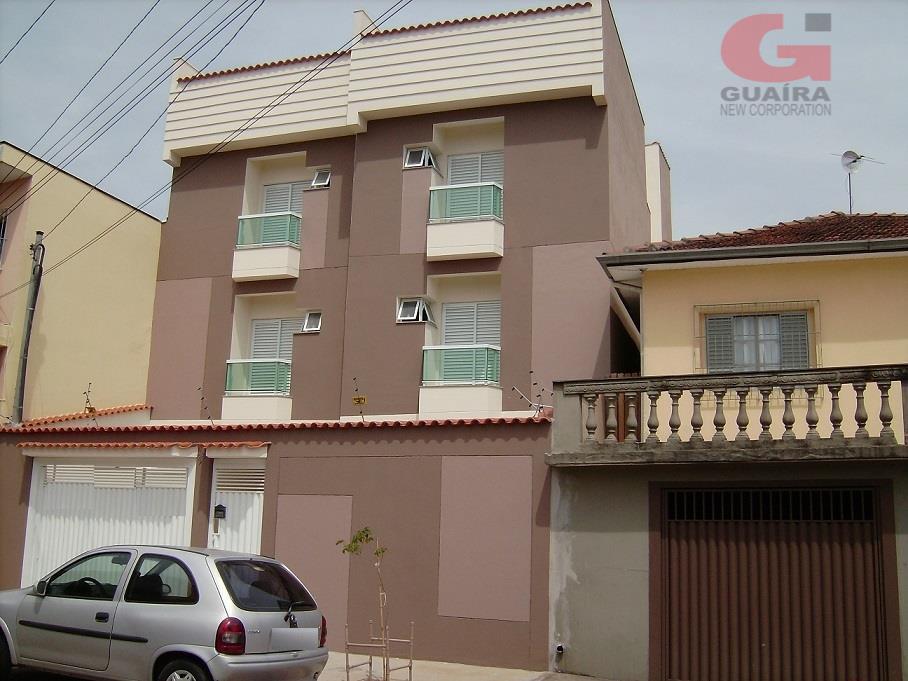 Apartamento de 3 dormitórios à venda em Vila Linda, Santo André - SP