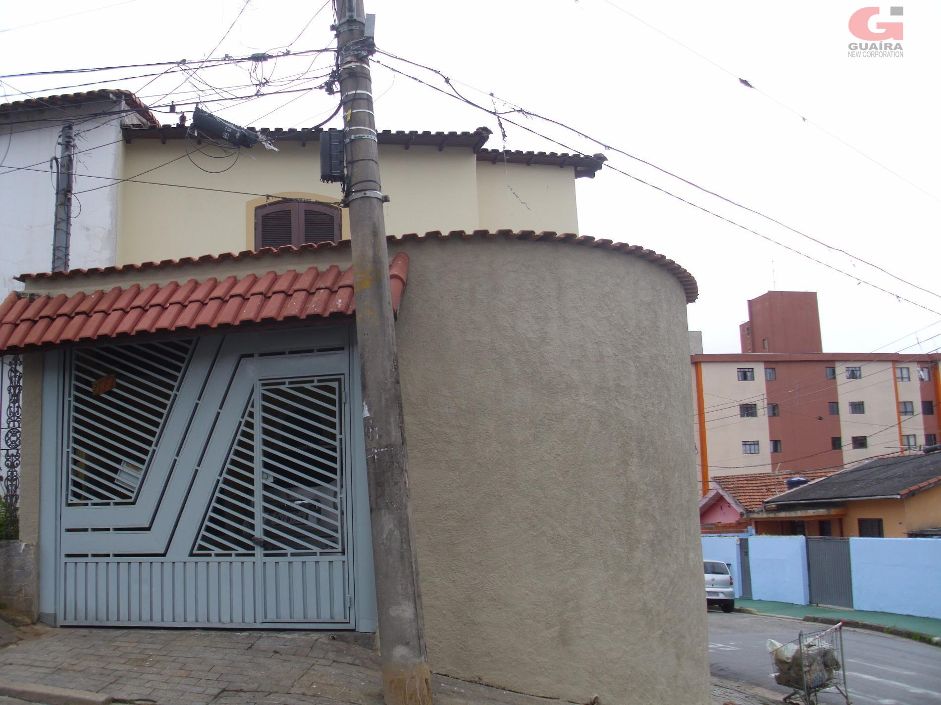 Sobrado de 4 dormitórios em Vila Príncipe De Gales, Santo André - SP