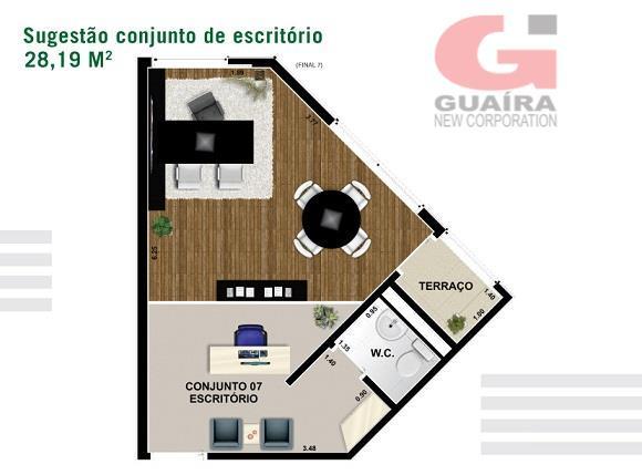Sala em Rudge Ramos, São Bernardo Do Campo - SP