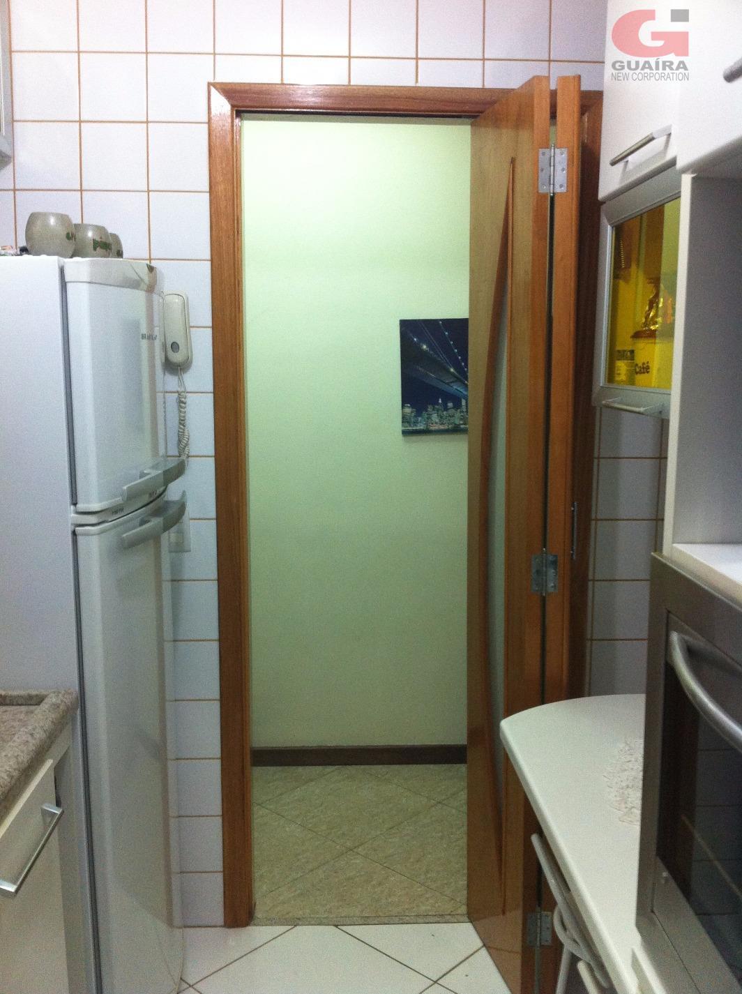 Apartamento de 3 dormitórios em Jardim Stella, Santo André - SP