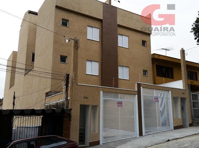 Apartamento de 2 dormitórios em Jardim Das Maravilhas, Santo André - SP