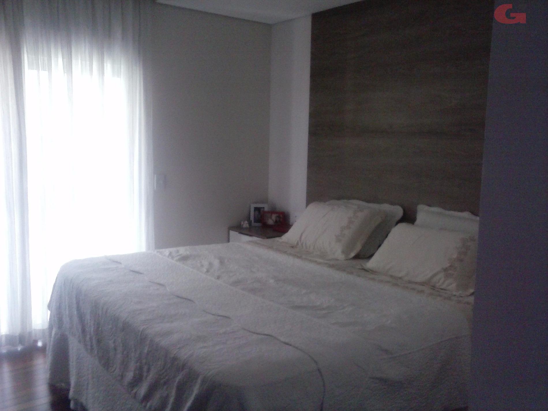Apartamento de 3 dormitórios em Jardim Bela Vista, Santo André - SP