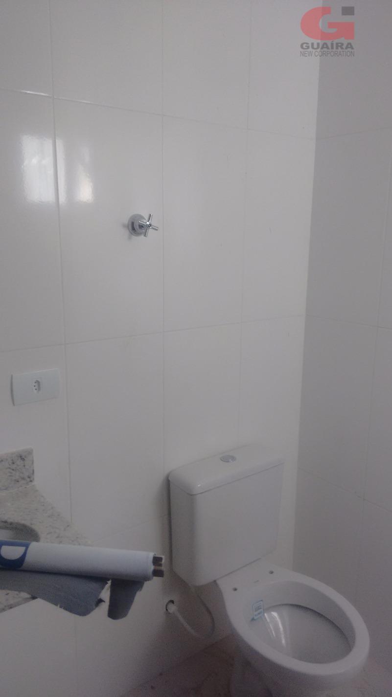 Apartamento de 2 dormitórios em Parque Capuava, Santo André - SP