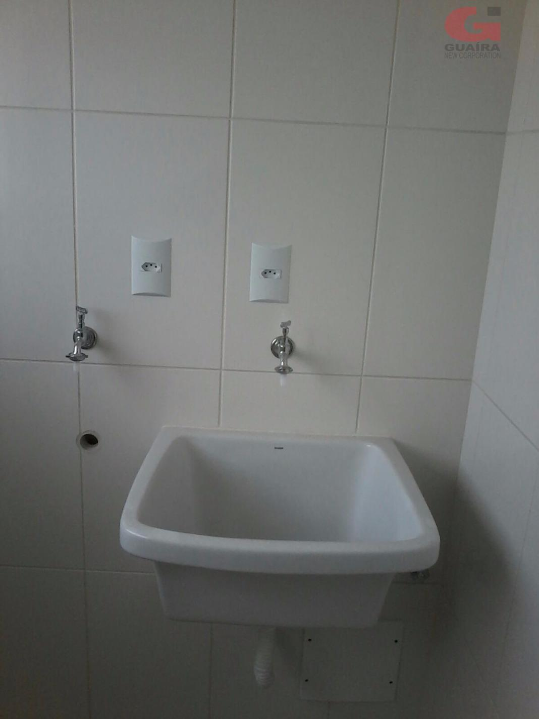 Apartamento de 2 dormitórios em Vila Príncipe De Gales, Santo André - SP