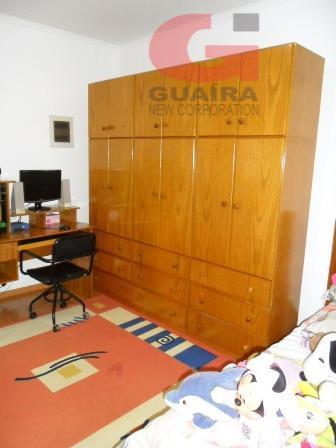 Sobrado de 4 dormitórios à venda em Vila Humaitá, Santo André - SP