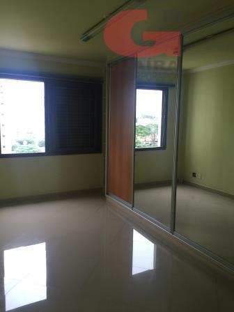 Apartamento de 4 dormitórios à venda em Vila Gilda, Santo André - SP