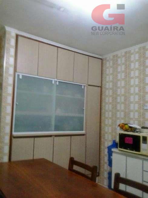 Sobrado de 2 dormitórios em Parque João Ramalho, Santo André - SP