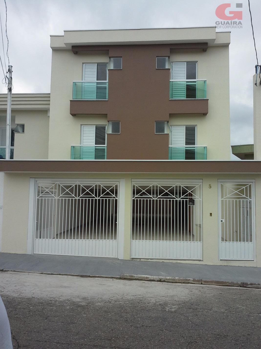 Apartamento de 2 dormitórios em Jardim Stella, Santo André - SP