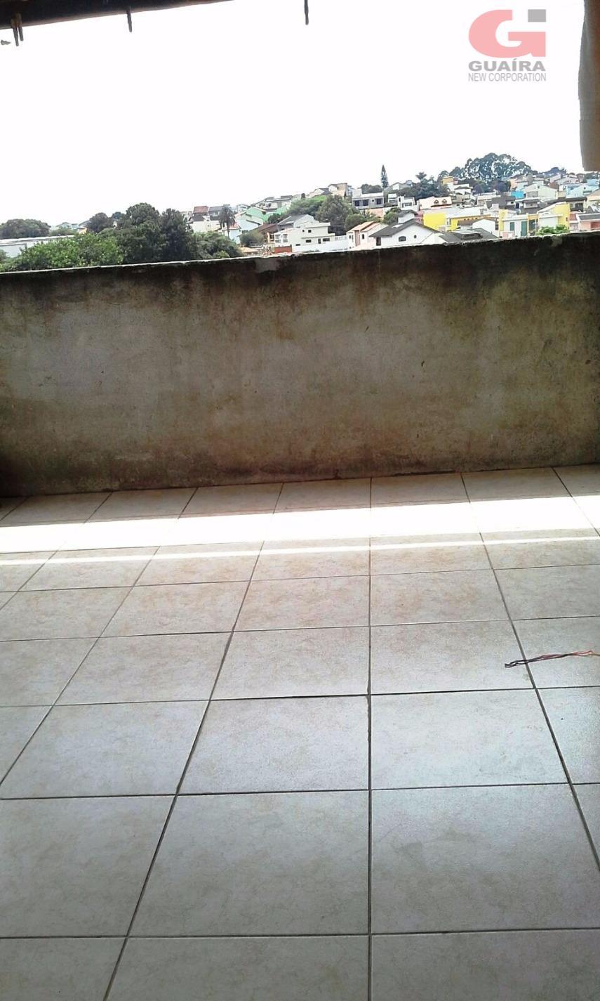 Sobrado de 2 dormitórios em Alves Dias, São Bernardo Do Campo - SP