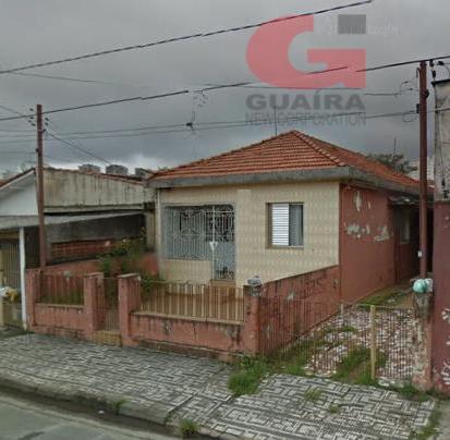 Terreno em Jardim Bom Pastor, Santo André - SP