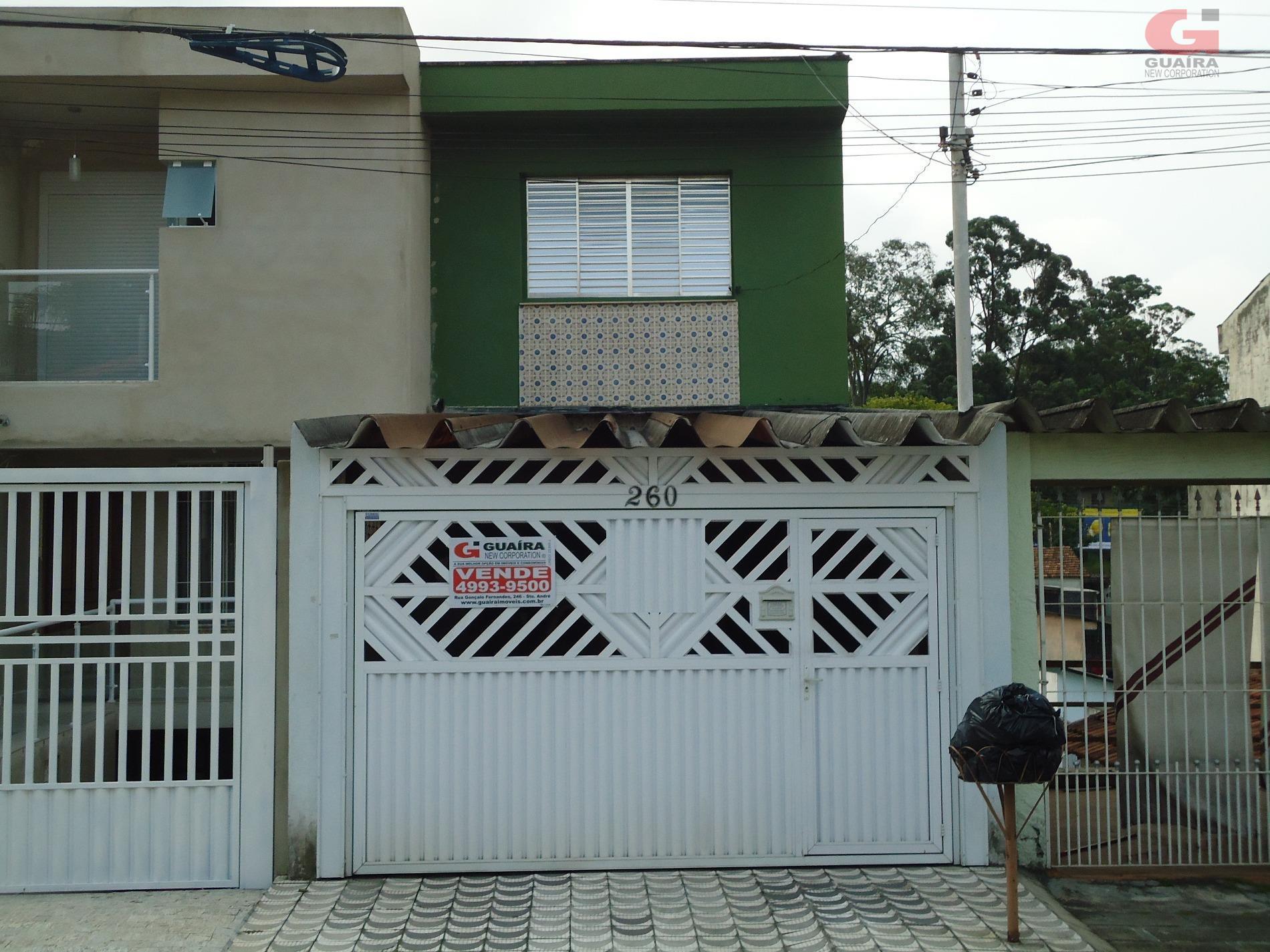 Sobrado de 2 dormitórios à venda em Vila Alice, Santo André - SP