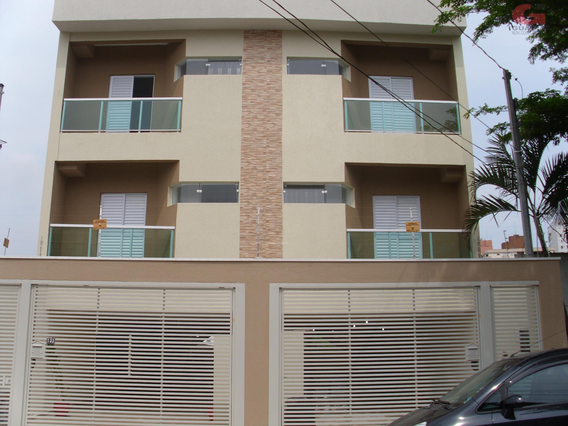 Apartamento de 2 dormitórios à venda em Vila Alice, Santo André - SP