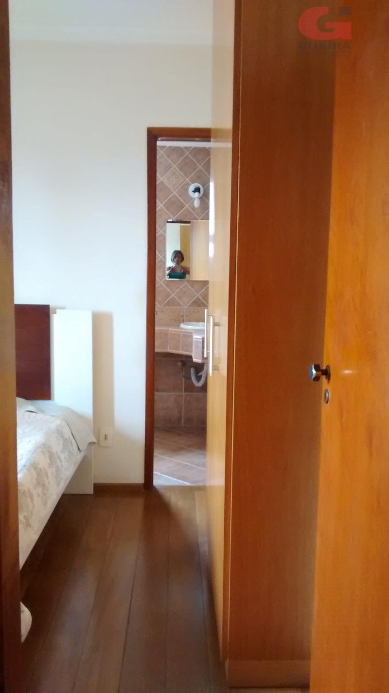 Apartamento de 3 dormitórios em Chácara Inglesa, São Bernardo Do Campo - SP