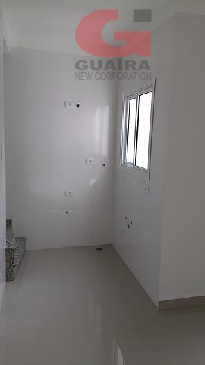 Cobertura de 2 dormitórios em Paraíso, Santo André - SP