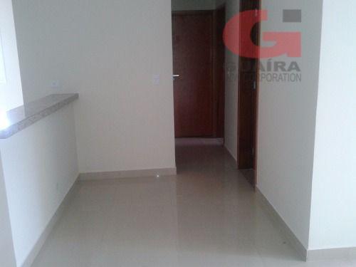 Apartamento de 3 dormitórios em Vila Maria Leonor, Diadema - SP