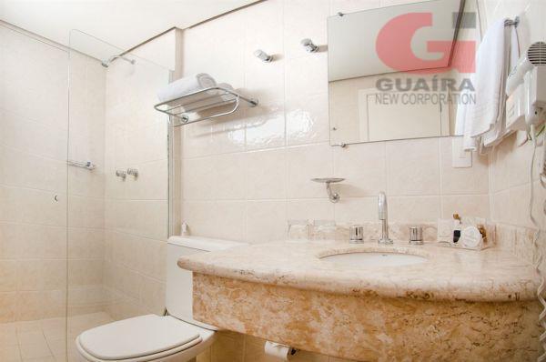Apartamento de 1 dormitório à venda em Centro, Santo André - SP