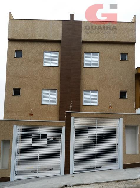Cobertura de 2 dormitórios em Jardim Das Maravilhas, Santo André - SP