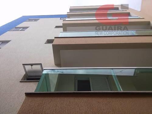 Apartamento de 2 dormitórios à venda em Vila Maria Leonor, Diadema - SP