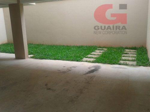 Apartamento de 3 dormitórios à venda em Vila Maria Leonor, Diadema - SP