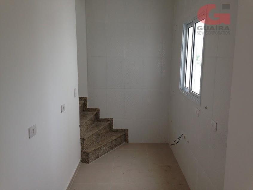 Cobertura de 2 dormitórios em Vila Scarpelli, Santo André - SP