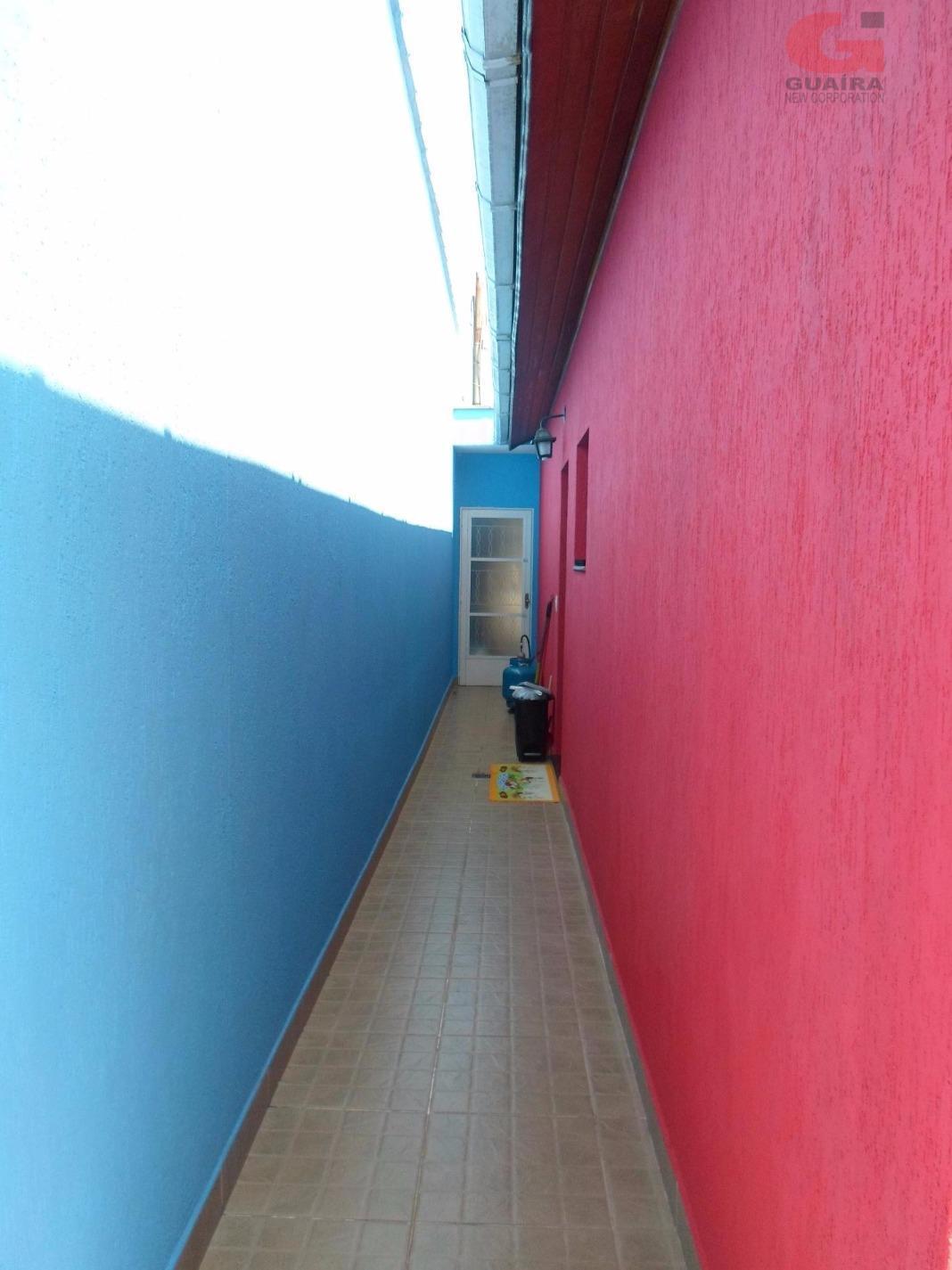 Casa de 2 dormitórios em Jardim Irajá, São Bernardo Do Campo - SP