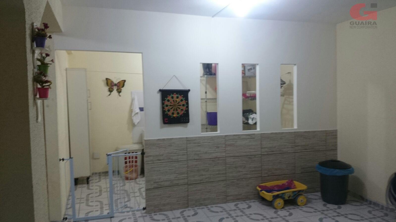Sobrado de 2 dormitórios em Vila Alzira, Santo André - SP