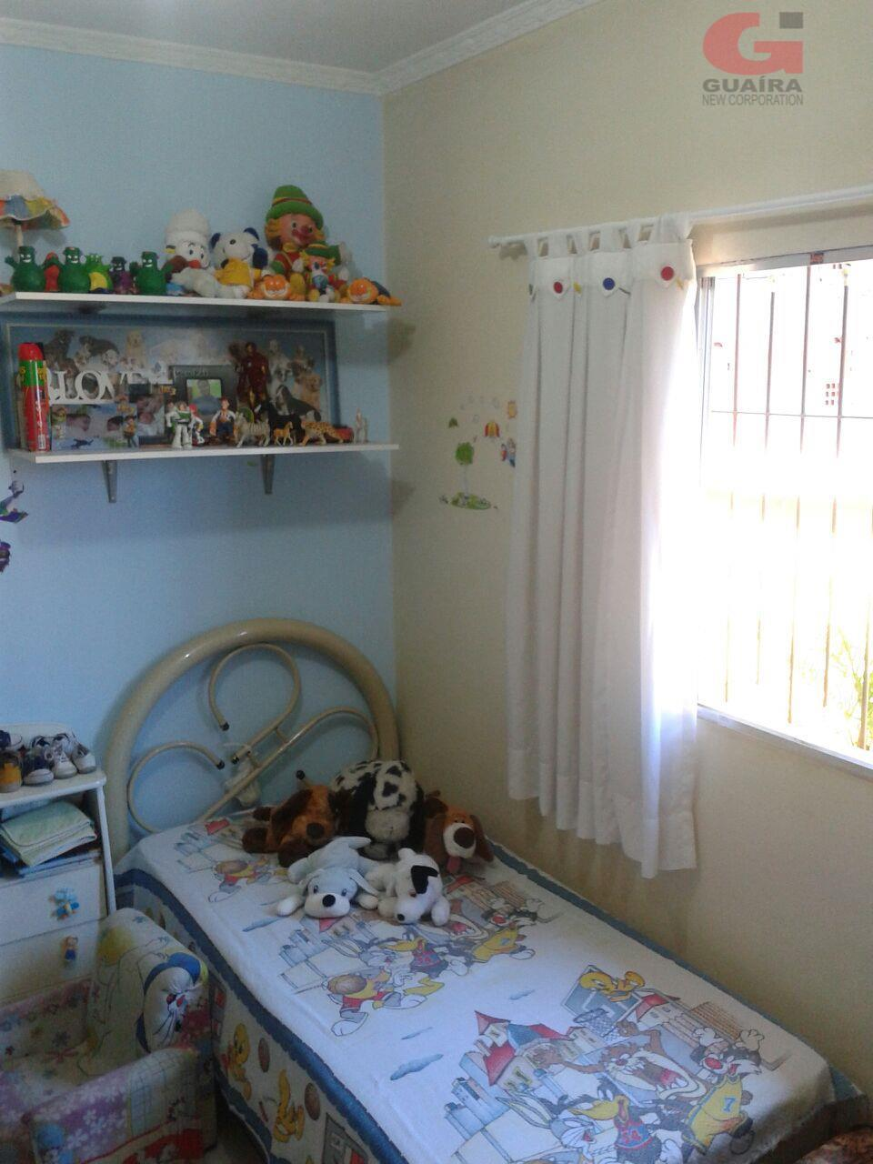 Sobrado de 2 dormitórios em Jardim Itapark Velho, Mauá - SP