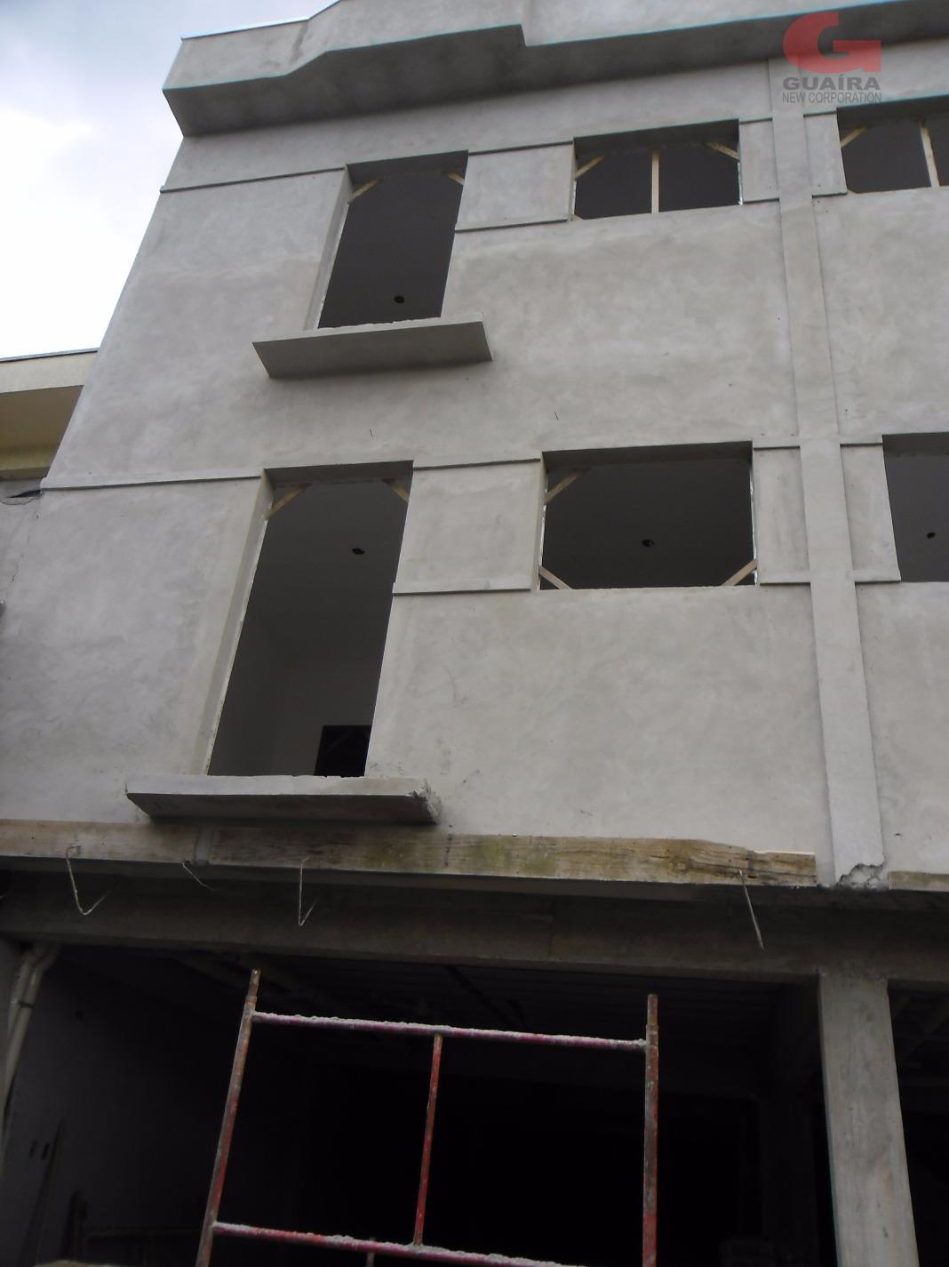 Apartamento de 2 dormitórios em Parque João Ramalho, Santo André - SP