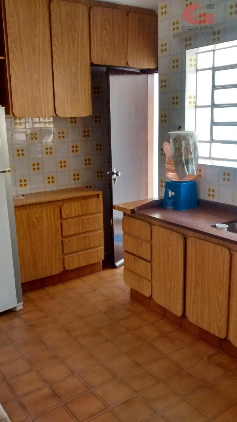 Casa de 3 dormitórios à venda em Vila Helena, Santo André - SP