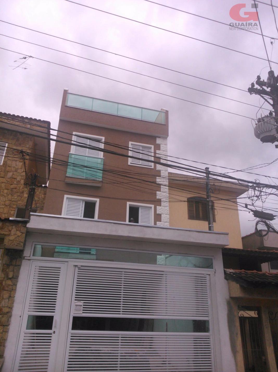 Apartamento de 2 dormitórios à venda em Jardim Teles De Menezes, Santo André - SP