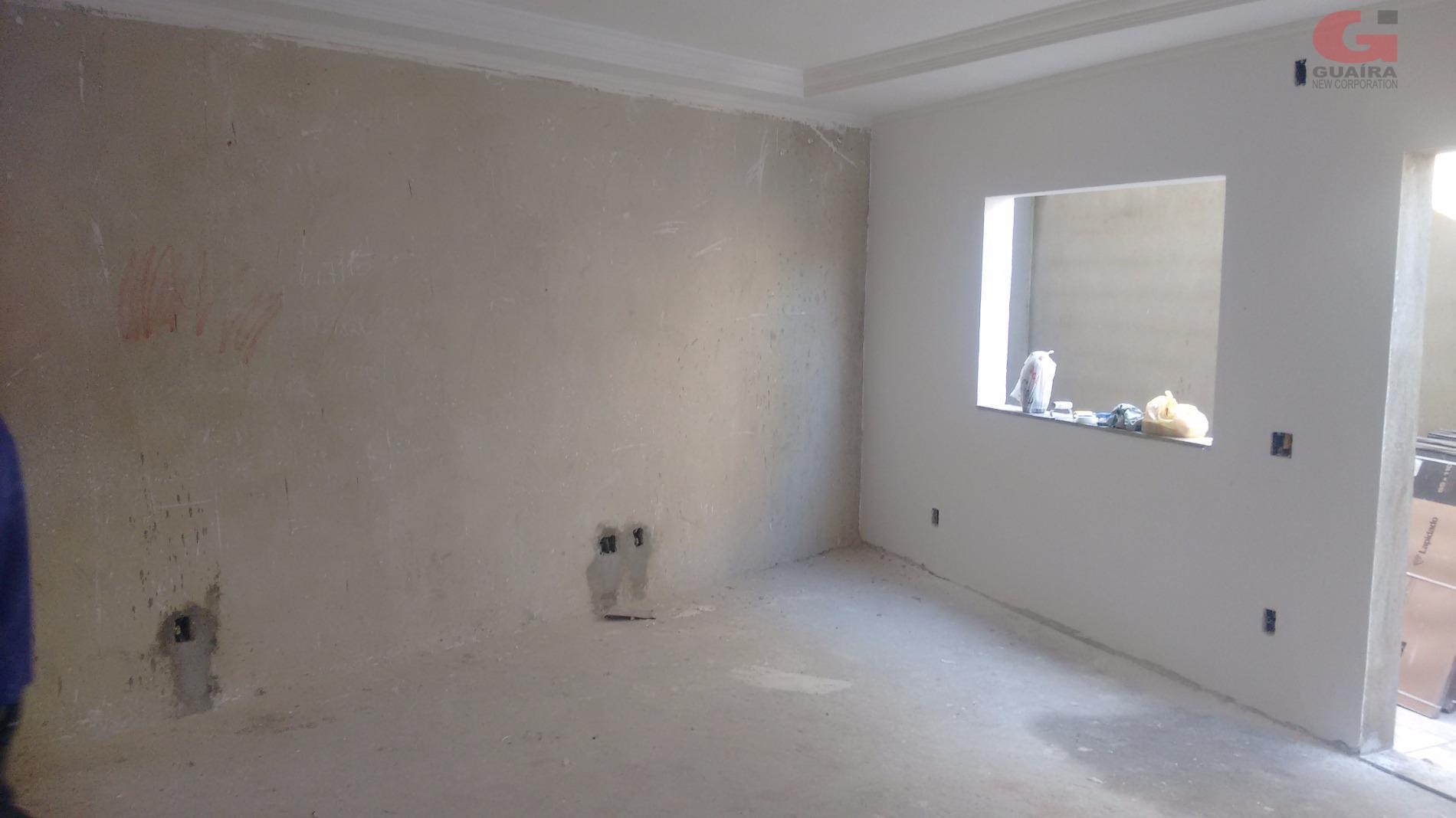 Sobrado de 2 dormitórios à venda em Vila Curuçá, Santo André - SP