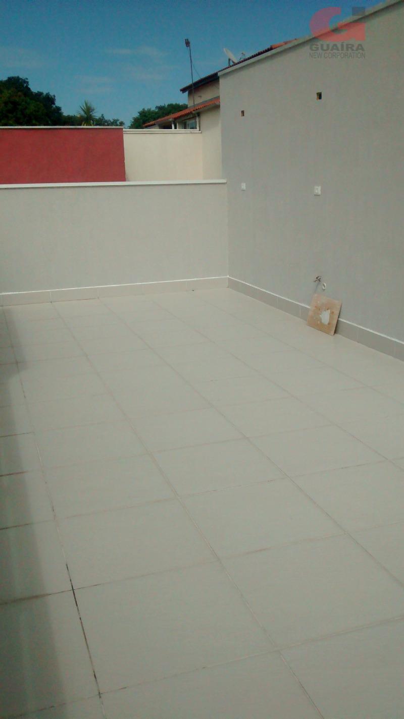 Cobertura de 3 dormitórios à venda em Bairro Jardim, Santo André - SP