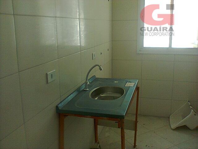 Cobertura de 2 dormitórios em Vila Alzira, Santo André - SP