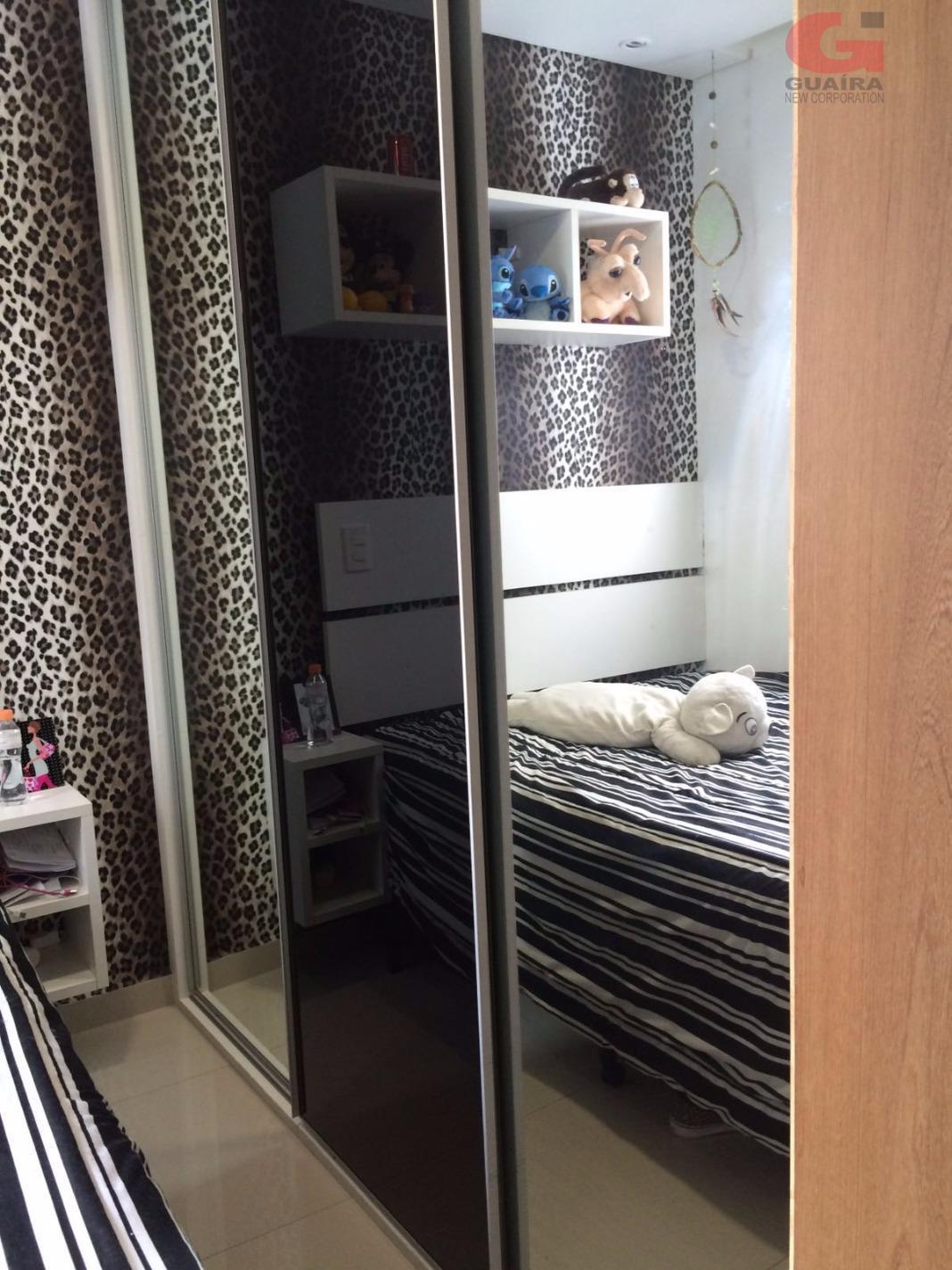 Cobertura de 2 dormitórios à venda em Vila Tibiriçá, Santo André - SP
