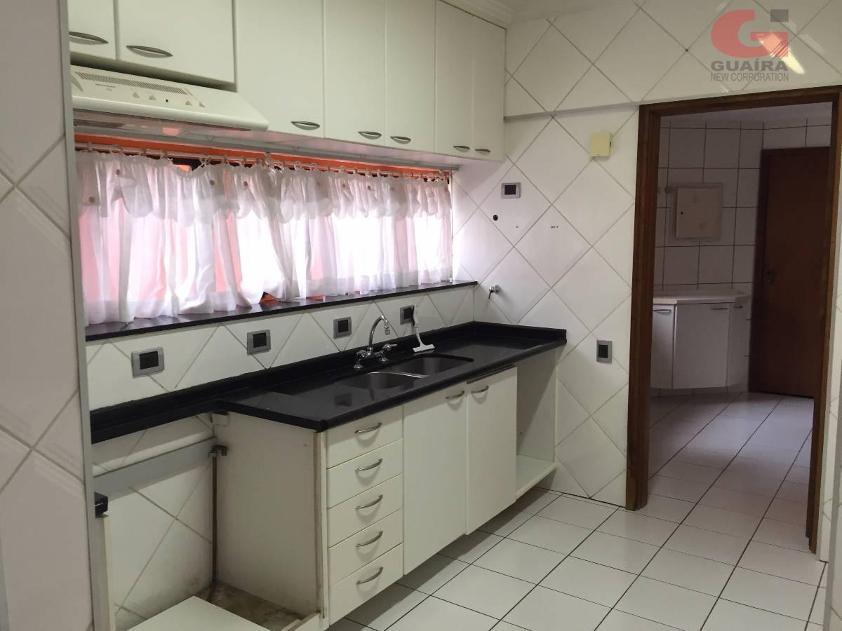Apartamento de 3 dormitórios à venda em Bairro Jardim, Santo André - SP