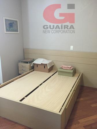 Cobertura de 4 dormitórios à venda em Vila Valparaíso, Santo André - SP