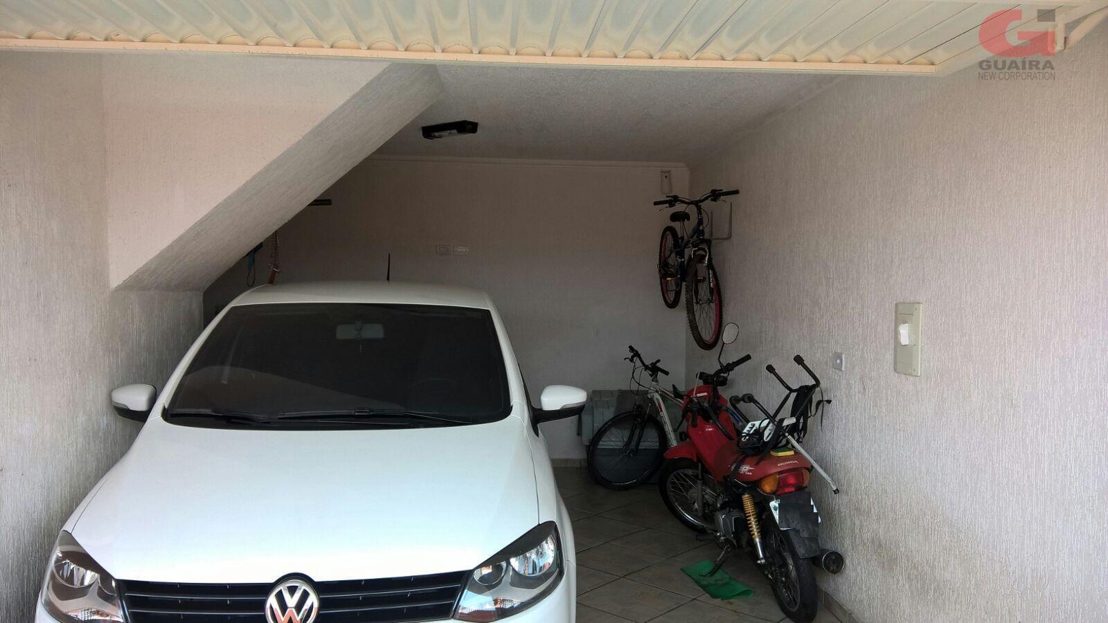 Sobrado de 2 dormitórios em Vila Tibiriçá, Santo André - SP