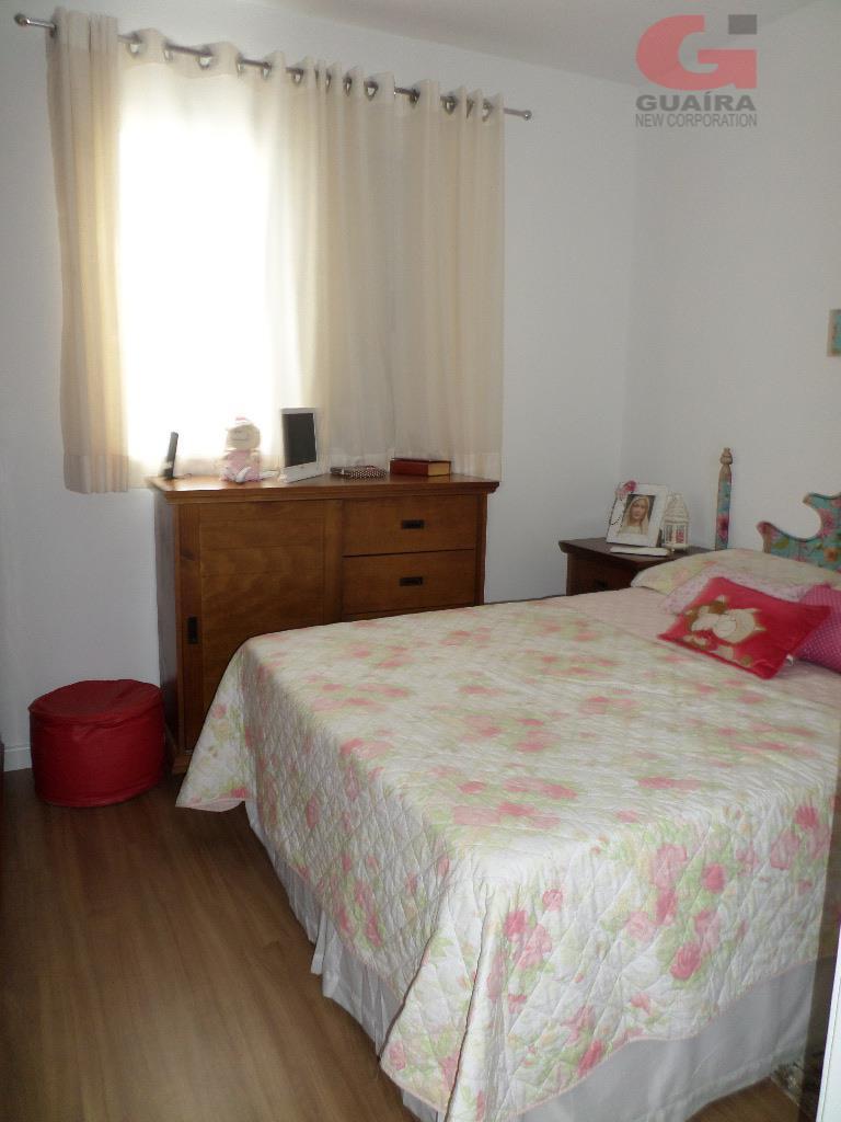 Apartamento de 3 dormitórios em Vila Metalúrgica, Santo André - SP