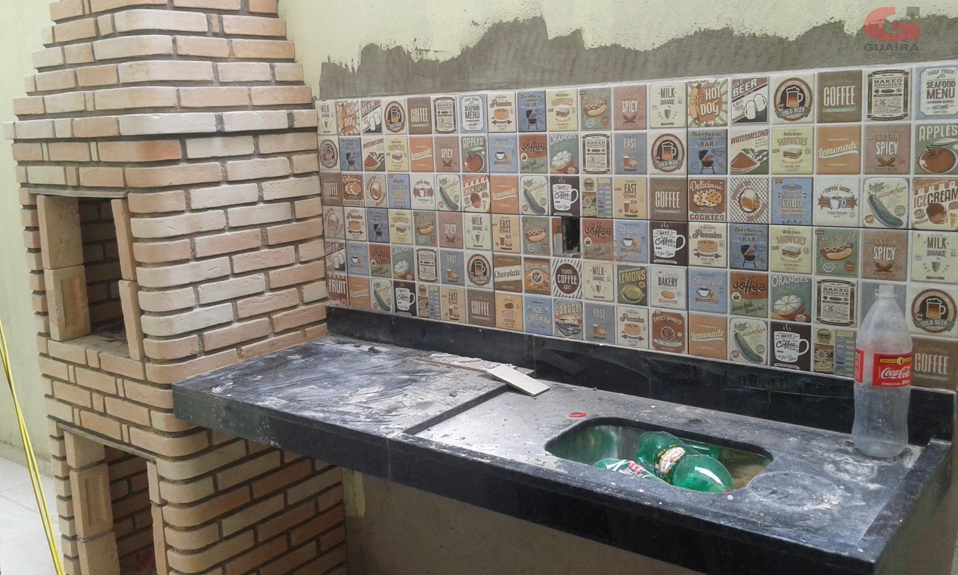 Apartamento de 1 dormitório em Parque Das Nações, Santo André - SP
