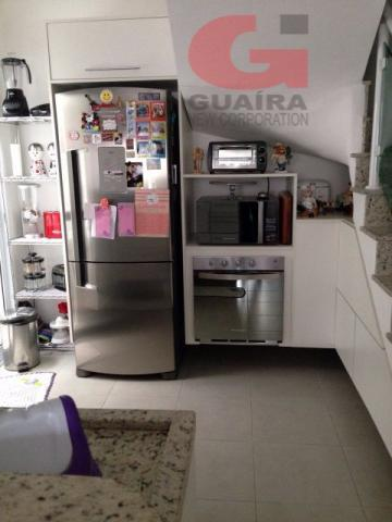 Sobrado de 2 dormitórios à venda em Vila Camilópolis, Santo André - SP